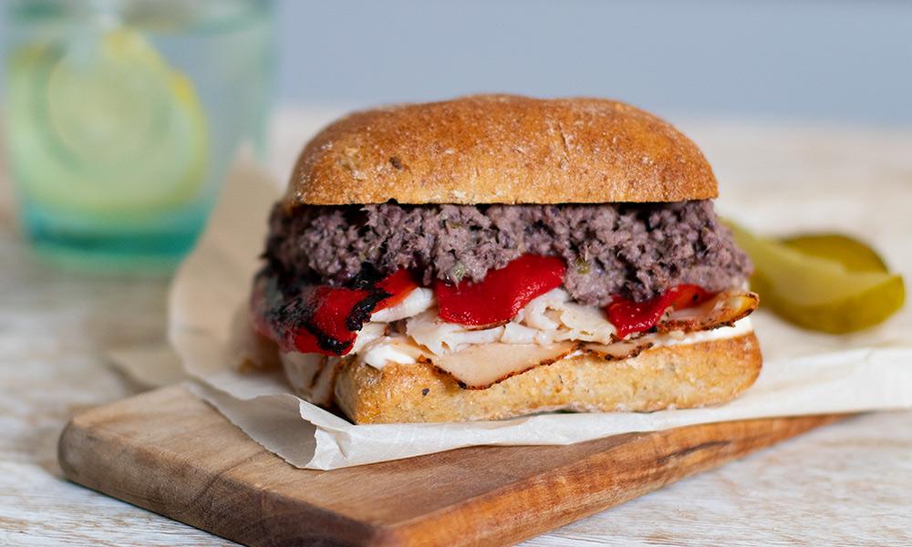 OC Tuna Tapenade Sandwich 2