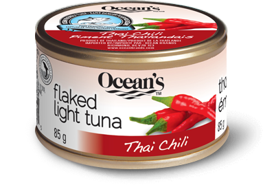 Flaked Light Tuna – Thai Chili