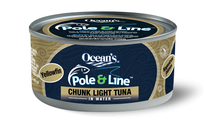 Pole & Line Chunk Yellowfin Tuna