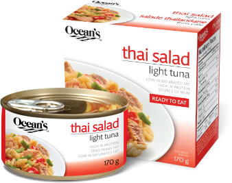 Thai Tuna Salad