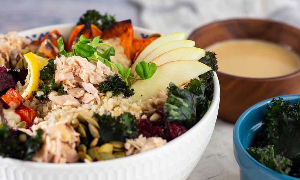 OC Harvest Tuna Bowl 3