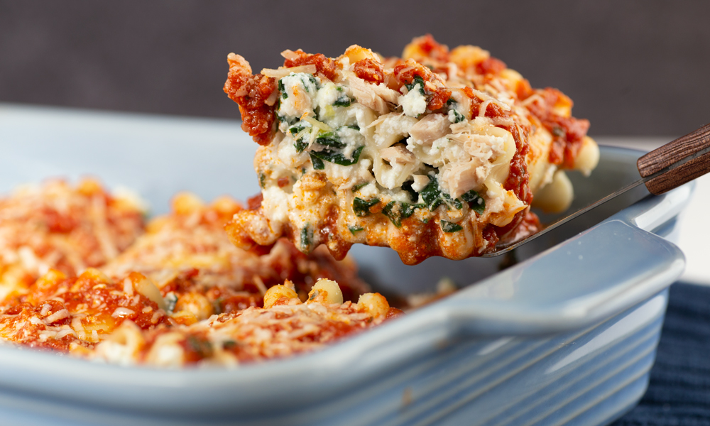 OC Tuna Lasagna Rolls1