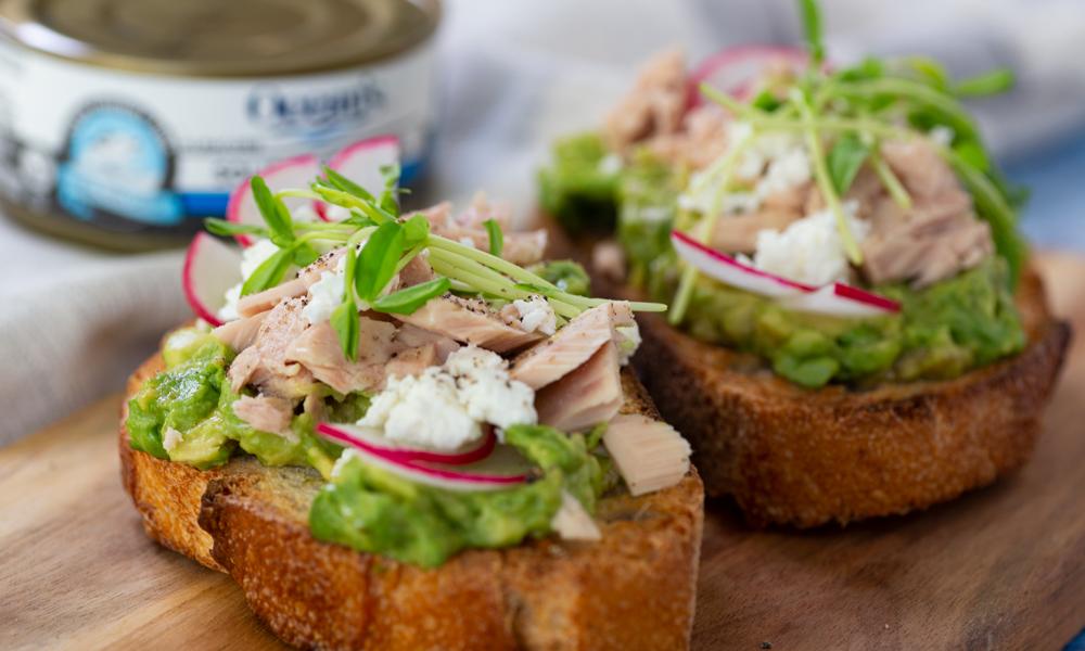 OC Tuna Avocado Toast2