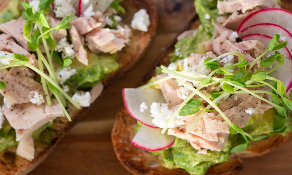 OC Tuna Avocado Toast3