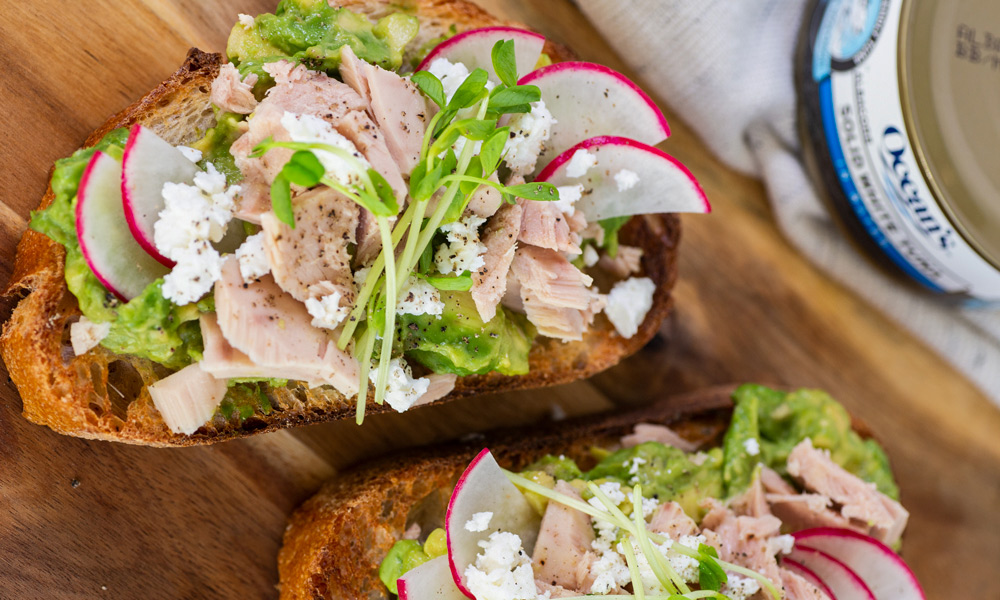OC Tuna Avocado Toast5