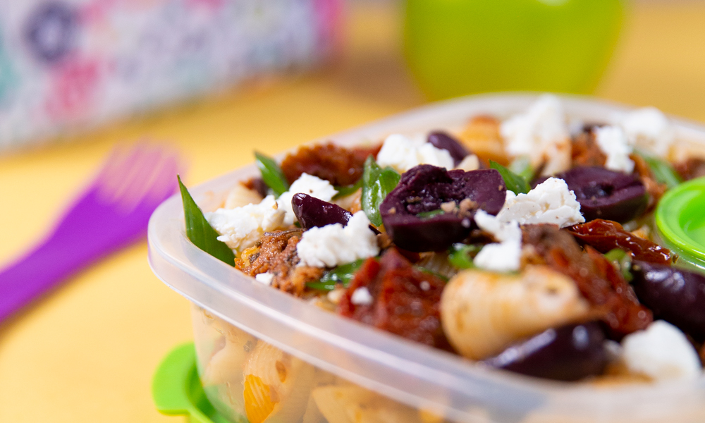 OC MealPrep Tuna Pasta Salad3