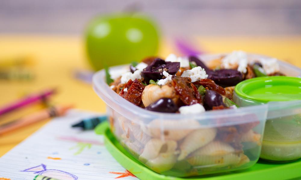 OC MealPrep Tuna Pasta Salad4
