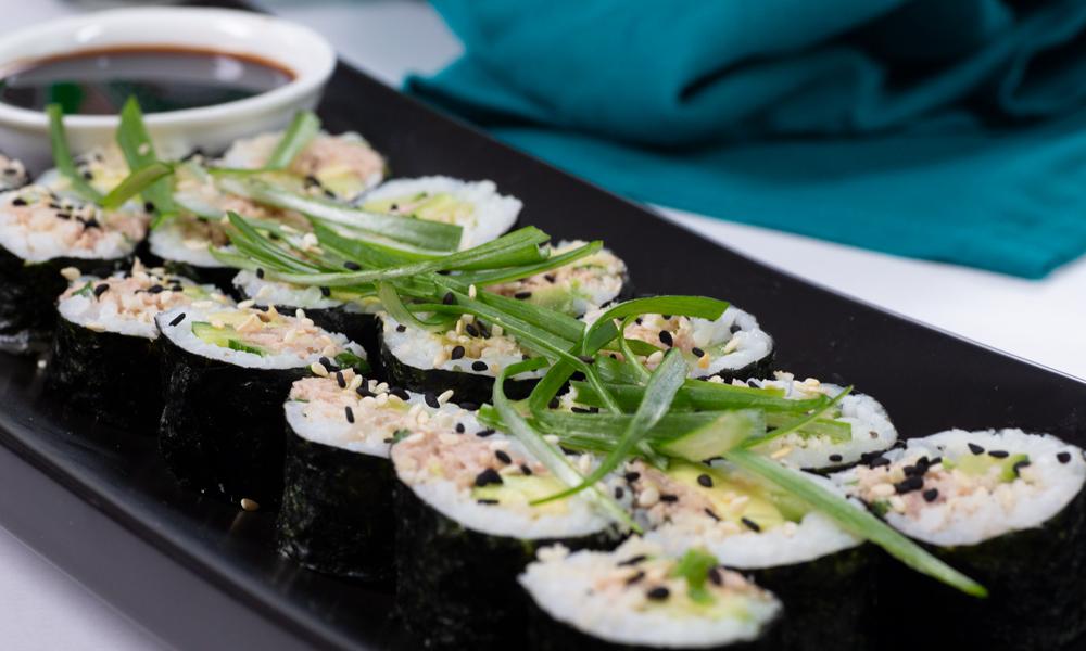 OC Spicy Tuna Rolls1