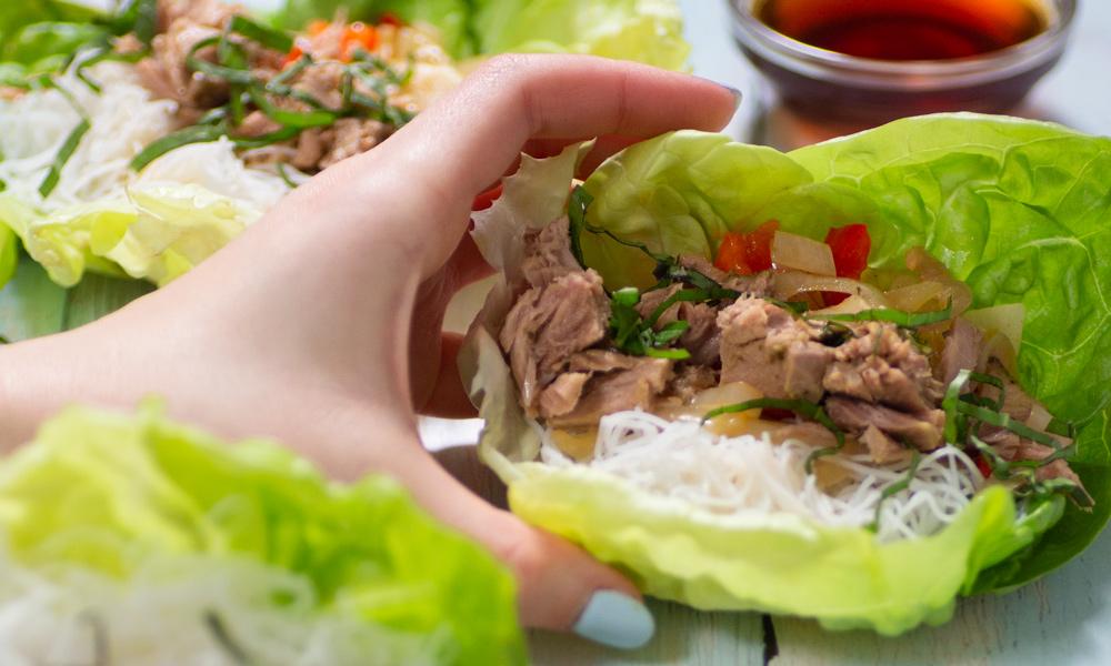 OC Tuna Lettuce Wraps2
