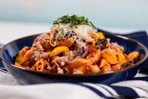 Oceans Tomato Tuna Pasta
