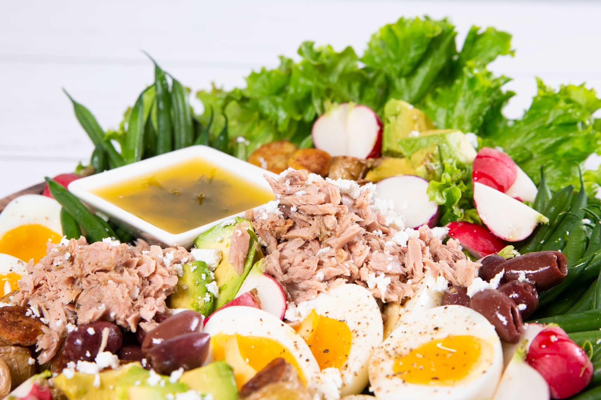 Nicoise Salad Bowl