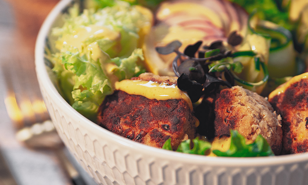 Spicy Mediterranean Tuna Cakes 1