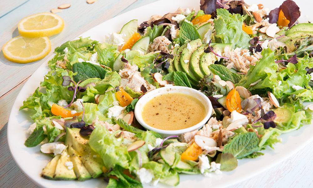 Tuna Mint Salad 1