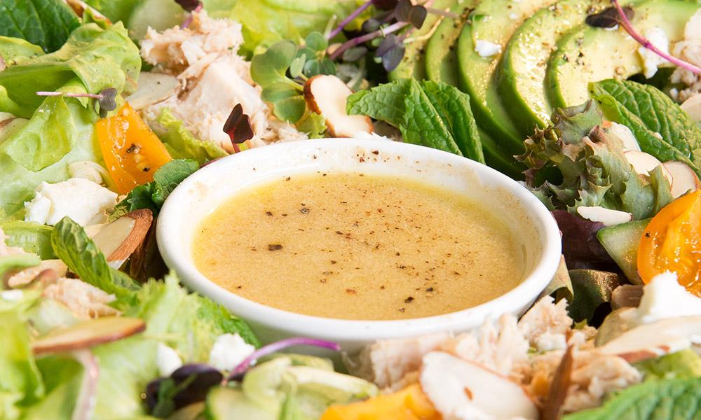 Tuna Mint Salad 2