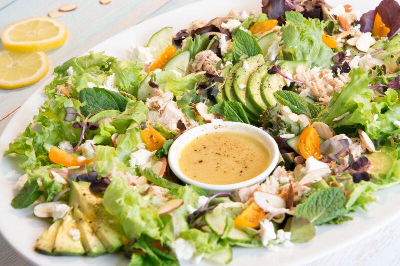 Tuna Mint Salad