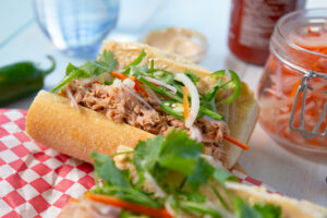 Oceans Chili Tuna Banh Mi Feature