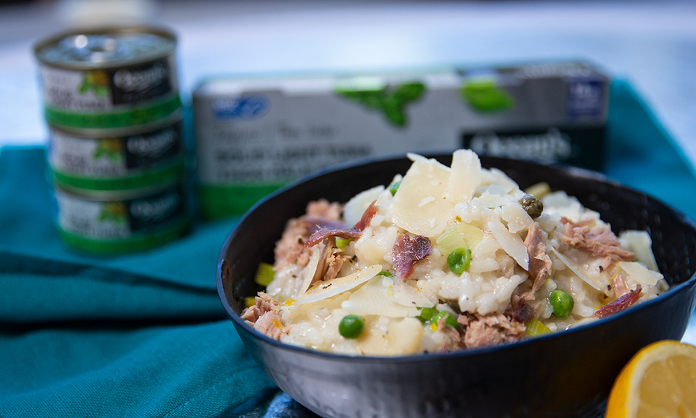 Oceans Millionaires Tuna Risotto 3