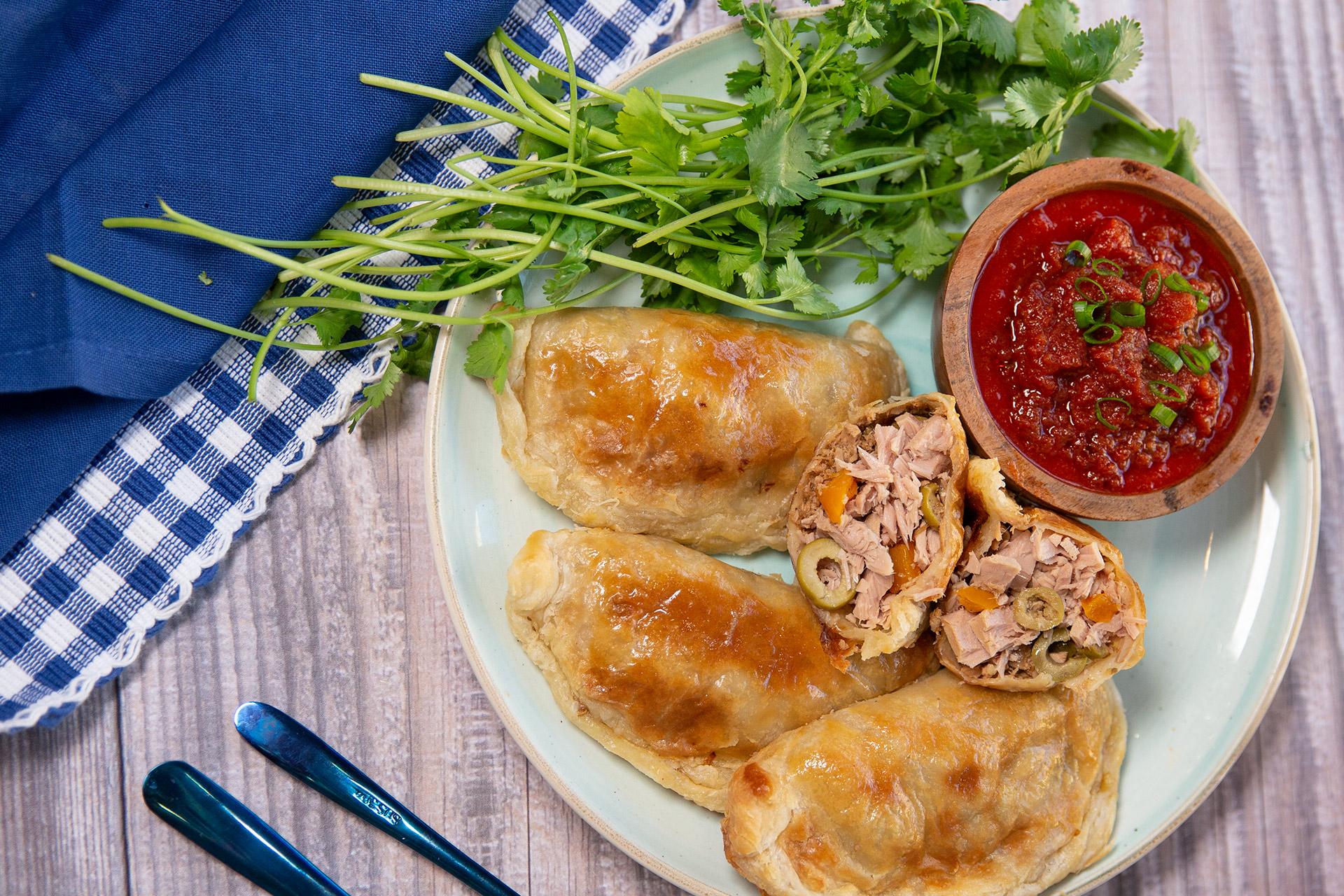 Tuna Empanada