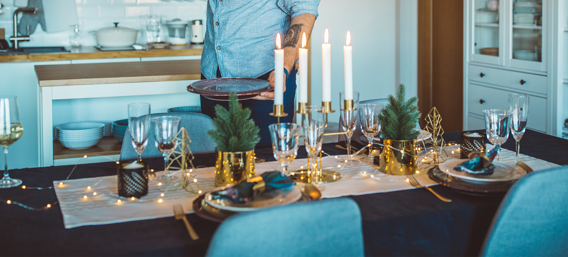 Style Your Holiday Meal Like A Pro