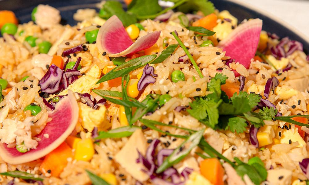 Oceans Fried Rice 2