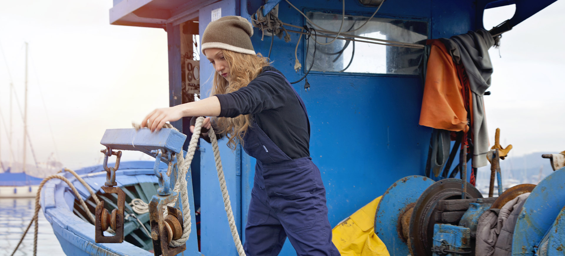 How We Choose to Challenge Gender Inequality in the Fishing Industry