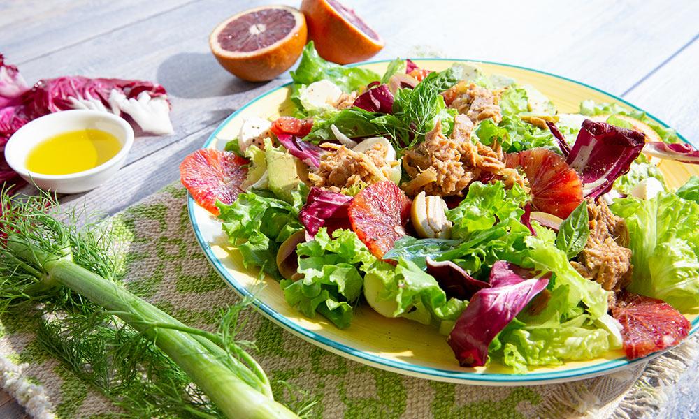 Oceans Lemon Pouch Salad 3V2