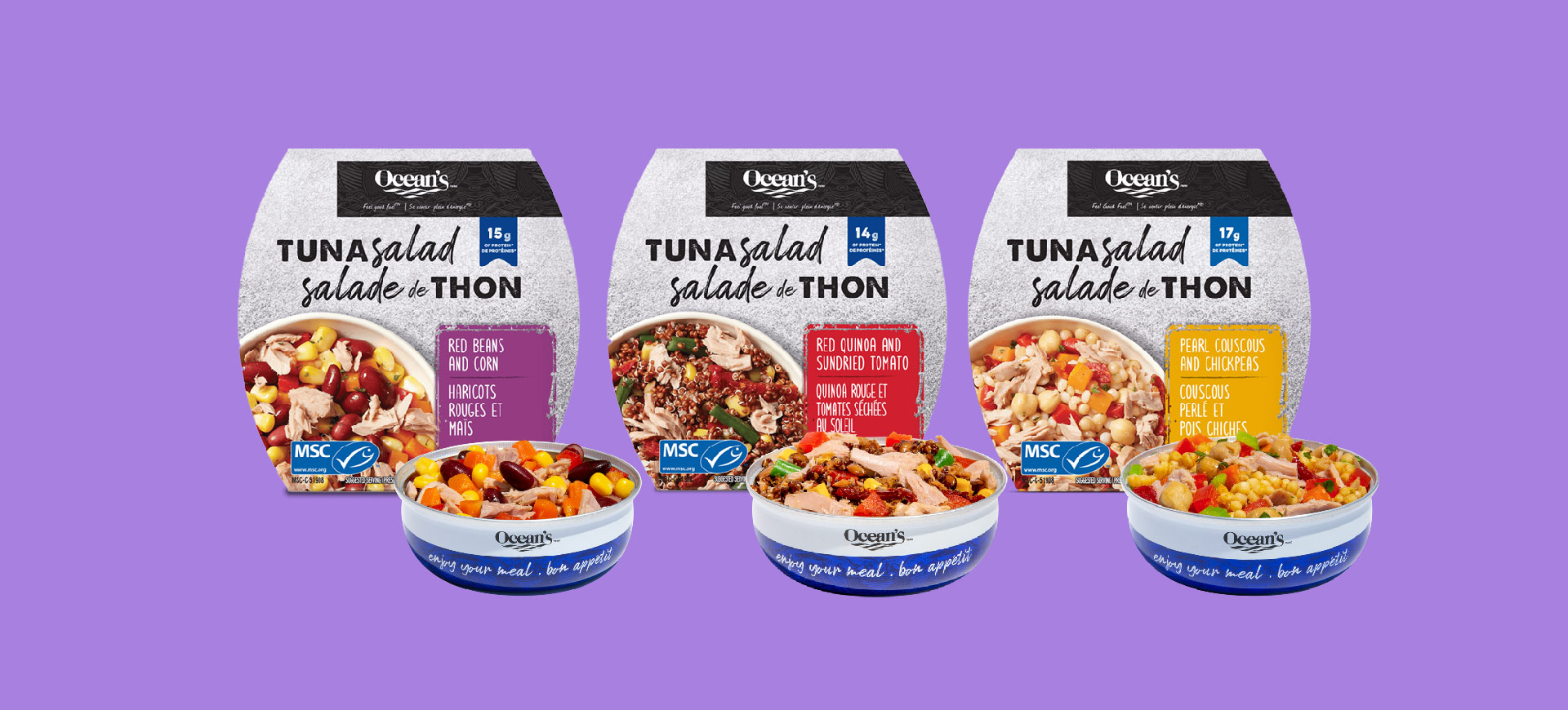 Three Reasons to Love Our New Ocean's Tuna Salad
