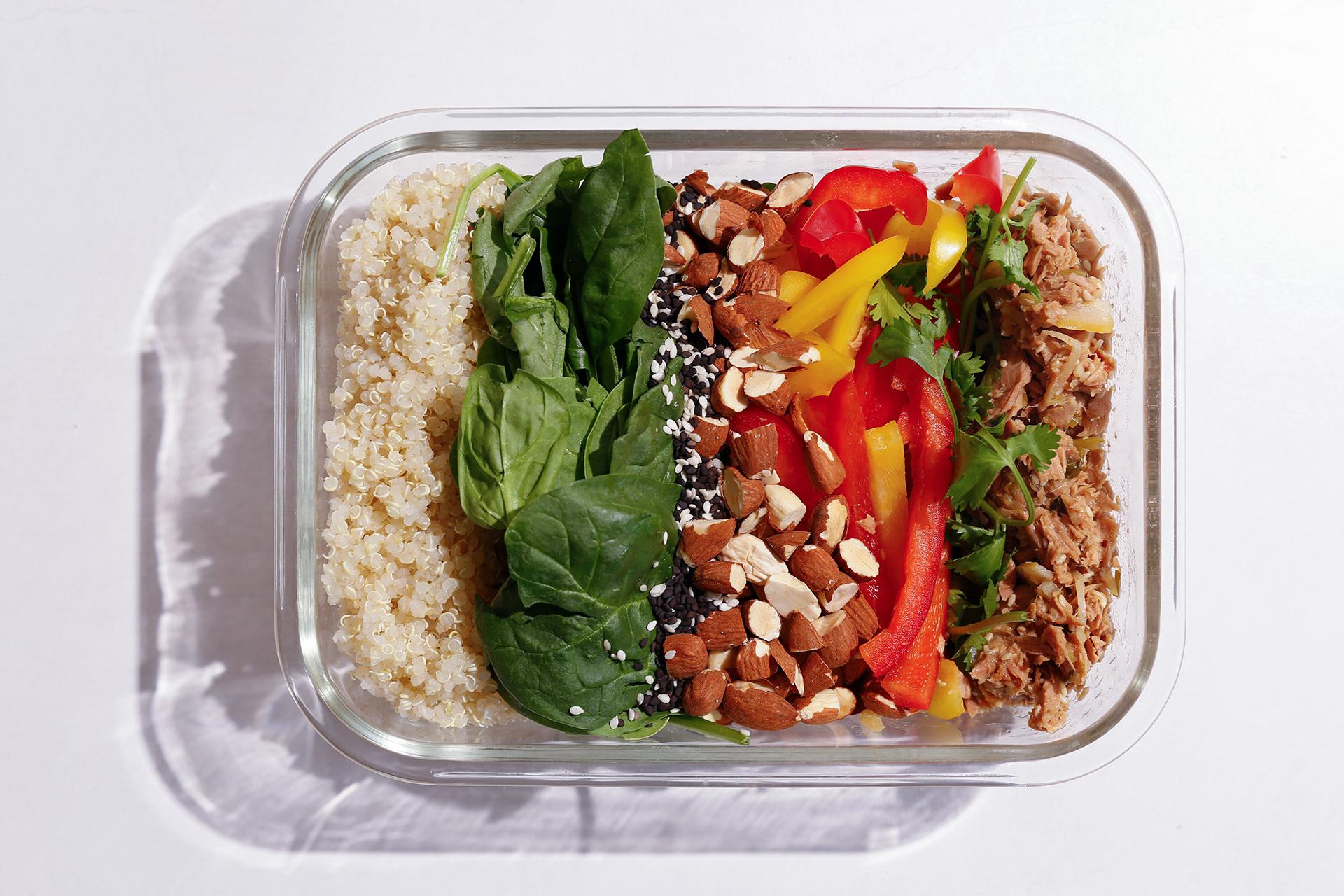 Asian Lunch Box