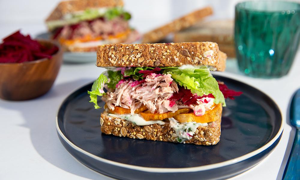 Oceans Loaded Sandwich 1