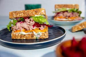 Oceans Loaded Sandwich Feature